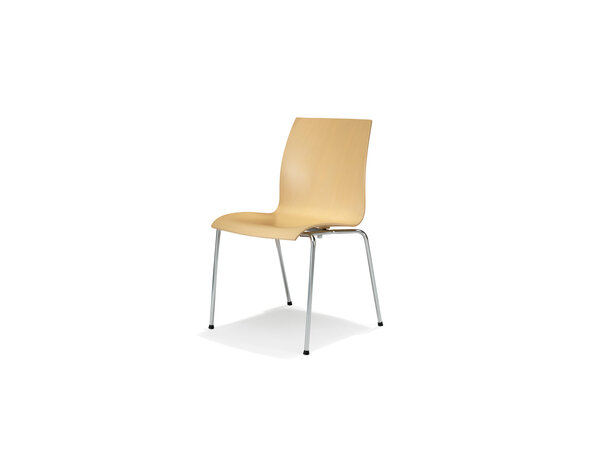 1160 Stacking side chair