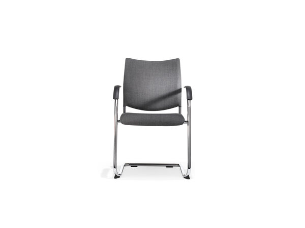 9230 Cantilever stacking armchair
