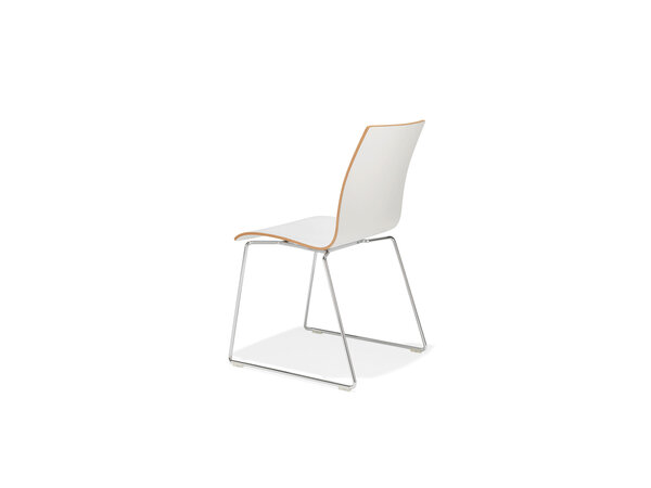 1130 Stacking side chair