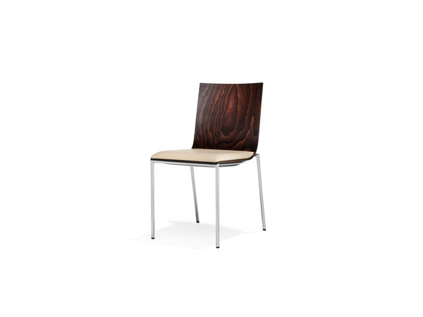 3120 Stacking side chair