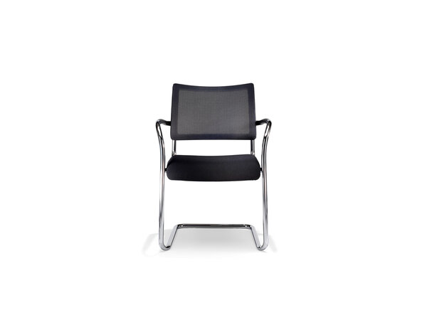 9270 Cantilever stacking armchair