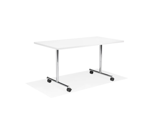 4060 Folding table rectangular, horizontally stackable