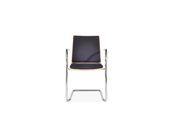 1230 Cantilever stacking armchair