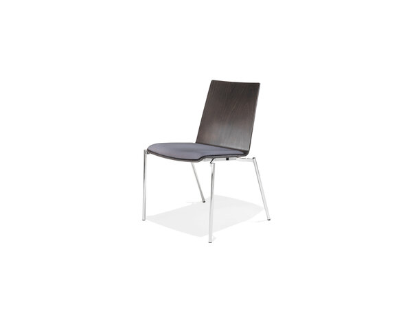 1220 Stacking side chair