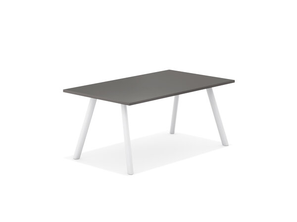 6850 Table rectangulaire, sans joint plateau