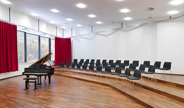Music Education Centre South Westphalia, Schmallenberg - Bad Fredeburg, Germany